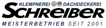 Klempnerei-Dachdeckerei Schreiber Logo