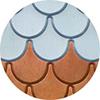 Ihr Vordach mit haltbaren Zink- oder Kupferschindeln vom Fachmann decken lassen