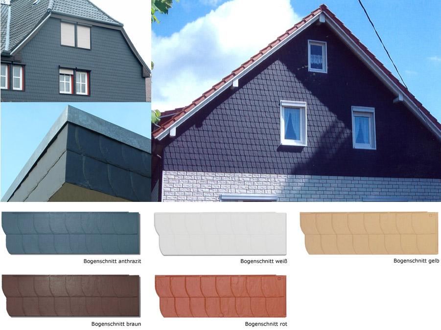 fassadenverkleidung gfk kunststoff klempnerei. Black Bedroom Furniture Sets. Home Design Ideas