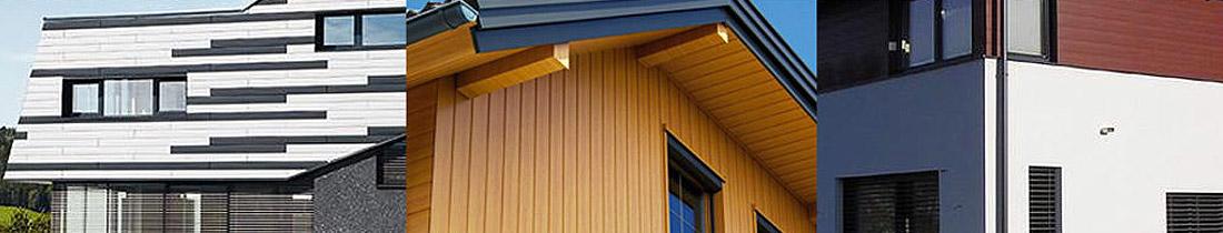 Dachdecker Fassadenverkleidung