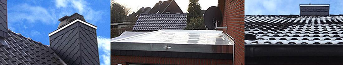 Dachdecker Steil- und Flachdächer