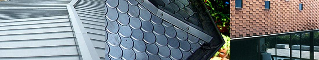 Klempnerei Zink und Kupferfalzdächer